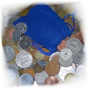 Bolso De Mano Moenich World Coin - Surtido De 50 Monedas