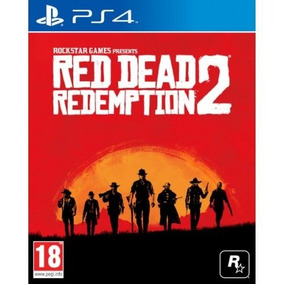 Red Dead Redemption 2 - Ps4 Midia Fisica