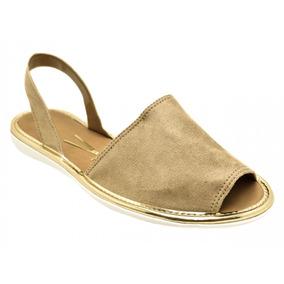 9377e2734 Sandálias Vizzano Avarca Dourada - Sapatos no Mercado Livre Brasil