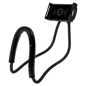 Kit 2 Suportes Celular Articulado Pescoco Selfie Cama Mesa