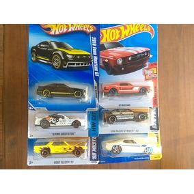 Lote De 6 Miniaturas Ford
