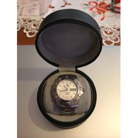 Reloj Tag Heuer Automatico Gmt Aquaracer Calibre 5 Original