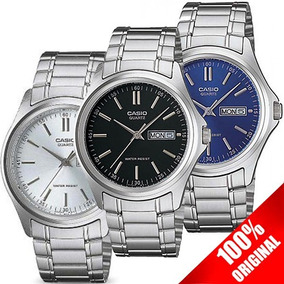 a0abe423b62b Reloj Casio Clasico Plateado - Relojes en Mercado Libre México