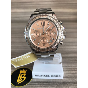 8eeb6a0a59406 Relogio Michael Kors Everest Rose - Joias e Relógios no Mercado ...