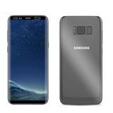 Película Gel Curva Samsung Galaxy S8 Plus G955 Frente &verso
