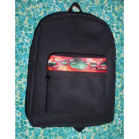 Bolsa Mochila Backpack De Cars Para Niño