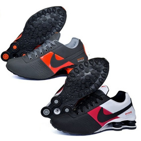7738acab671 Nike Shox Feminino Bahia - Tênis Laranja no Mercado Livre Brasil
