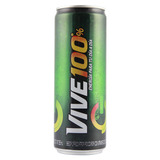 Bebida Energizante En Lata Vive 100 % 355 Mls.