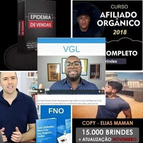 Combo Vgl + Afiliado Vilking + Fno + Curso Bonus