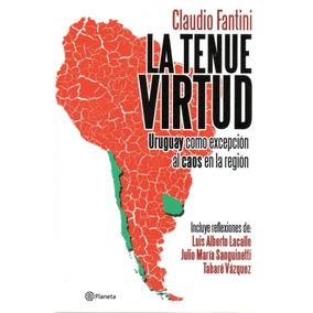 Libro: La Tenue Virtud ( Claudio Fantini)