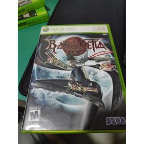 Bayonetta - Xbox 360 Novo Original Sem Uso