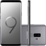 Smartphone Samsung Galaxy S9+ Câmeras 12mp Dual Câmera Cin