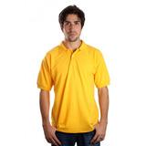 Camisas Polos Femininas Amarelo Ouro no Mercado Livre Brasil 15dbb2db85833