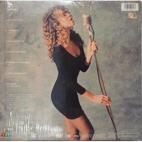 Laser Disc Mariah Carey The First Vision (importado)