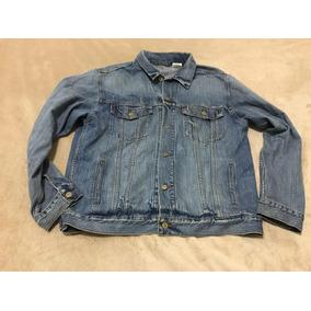 Jaqueta Jeans Levis 501 ( Nova ) Tamanho Xl Usa Gg Brasil dd8317d25639e