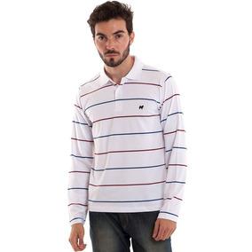 91a460a131 Camisa Polo Manga Longa - Pólos Masculinas em Santa Catarina no ...