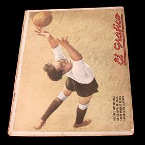 Revista Esportiva Argentina El Gráfico - 1935