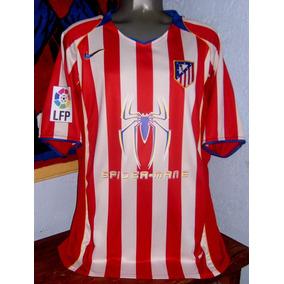 Jersey Atletico De Madrid Spiderman en Mercado Libre México 66b815bd6c1f6