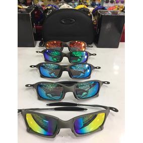 Óculos De Sol X Meta Carbon Green Mod  X Squared Oakley - Óculos De ... d45b36c324