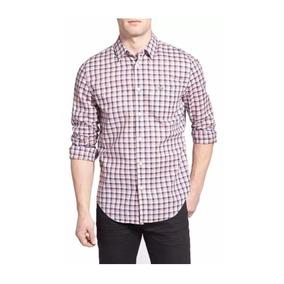 Camisa Lacoste Talle 38 (s) 100% Original Nueva Corte Slim 9d62d9d005