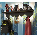 Prateleira Batman Com Iluminação