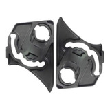 Kit Reparo Fixação Viseira Bieffe B40 - Peça Original Bieffe
