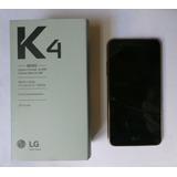 Smartphone Lg K4 Novo 8gb Dual Chip Câmera 8mp Tela 5