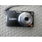Camara Panasonic Lumix 14 Mp Dmc-fh2 Como Nueva!! Aproveche