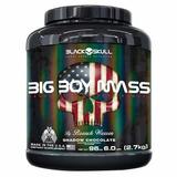 Big Boy Hipercalórico 2.7kg - Black Skull - Todos Os Sabores