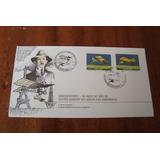 Envelope 1º Dia / Voo De Santos Dumont / Minas Gerais