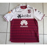 Camisa Saprissa 2018 Kappa Original Costa Rica