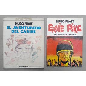 Hugo Pratt. Aventurero Caribe, Ernie Pike Crónicas Guerra