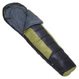Saco De Dormir Mummy Nautika 1ºc A 8º C Temperatura Amena