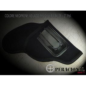 Coldre Neoprene Velado Revólver Cal. 38 2´´ Polegadas