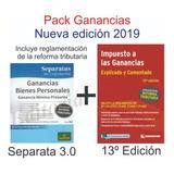 Ley Ganancias Separata Y Explicado Y Comentado 2019