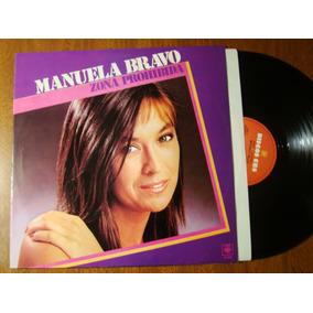fab91375df4bf Manuela Bravo Manuela Bravo Lp Argentino - Música en Mercado Libre ...