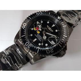 568ffdb505d Relogio Invicta Mickey - Relógios no Mercado Livre Brasil