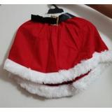 Falda Santa Claus