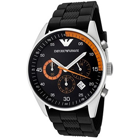 Emporio Armani Watch Mens Strap Ar5878 - Ww