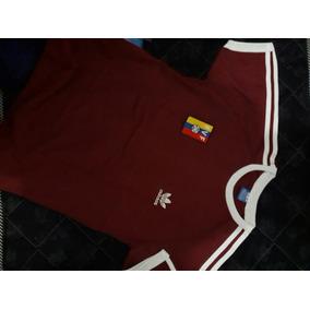 Camiseta De Venezuela Adidas - Camisetas de Selecciones para Adultos ... 1f9b762ac0a1d