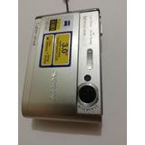 Repuestos Camara Táctil Sony 8.1mp Cyber-shot