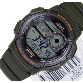 b1a6f25f0f5 Relogios Masculinos Baratos Cassio Original Pulso - Relógio Casio no ...
