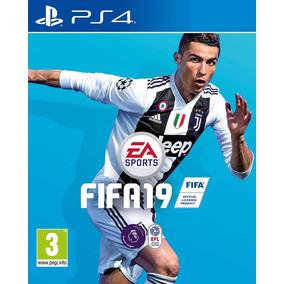 Fifa 19 - Ps4 - Digital Español Latino - Ya! - 2° - 25% Off