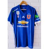 Camiseta U De Chile 2017 - Camiseta Universidad de Chile Hombre en ... 6d99eb6288151