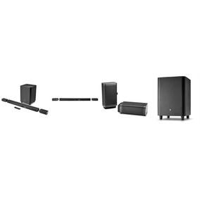 Jbl Bar 5.1 Soundbar 4k 510w Bivolt 110/220 #frete Grátis#
