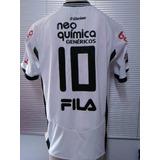 Rara Camisa Botafogo Concentração Oficial Fila 2010 2011 - Futebol ... 33c9e28411571