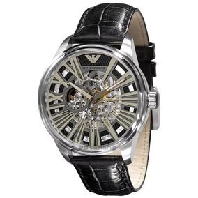 Relógio B00160 Empório Armani Ar4629 Mecanico Automático