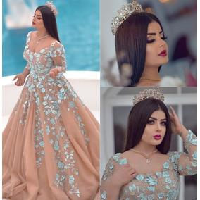 Vestido Xv Catorceveinte Princesa Espectacular