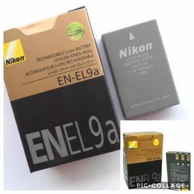 Kit 2 Baterias Nikon En-el9a El9 D40 D40x D60 D3000 D5000