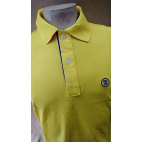 Camisa Polo Smith Brothers Lisa Ref 3530 Amarela 9af19c46a8faf
